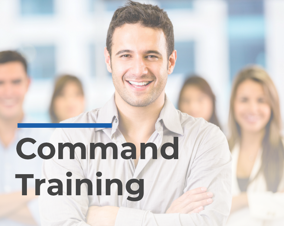 Command Training