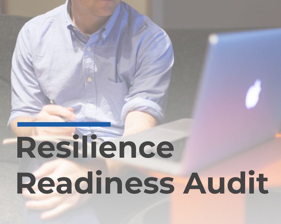 Resilience Readiness Audit